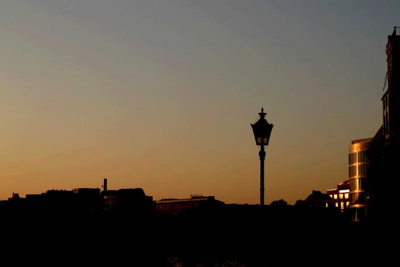 Rückfahrt in den Sonnenuntergang II