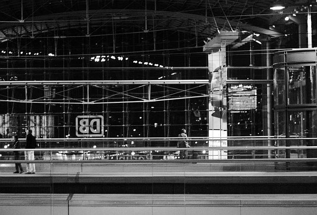Hauptbahnhof (Glaswurst) Nordblick