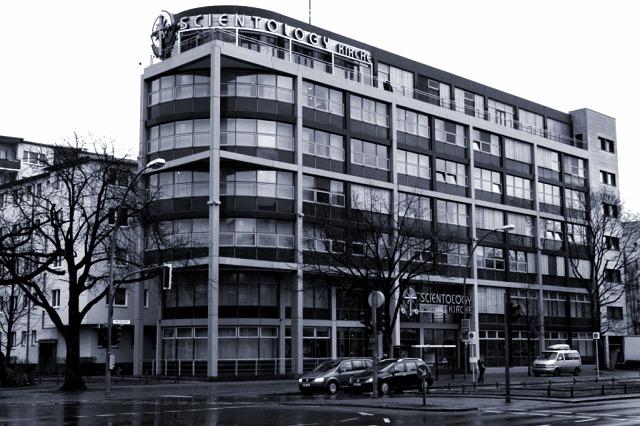 Scientology Kirche an der Otto-Suhr-Allee in Berlin-Charlottenburg