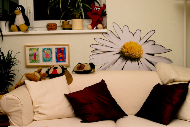heute wir drucken uns unsere tapete hildis privates weblog. Black Bedroom Furniture Sets. Home Design Ideas